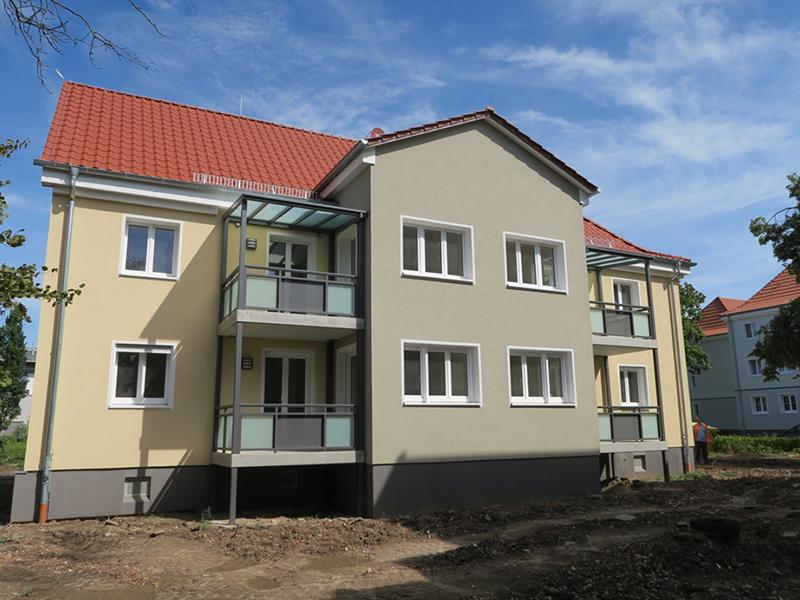 2014-2016 Dessau, Wohnpark Österreichviertel 4. BA
