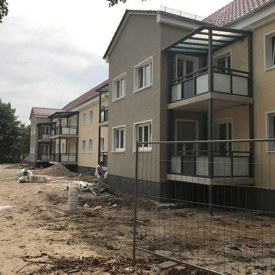 2015-2018 Dessau, Wohnpark Österreichviertel 6. BA