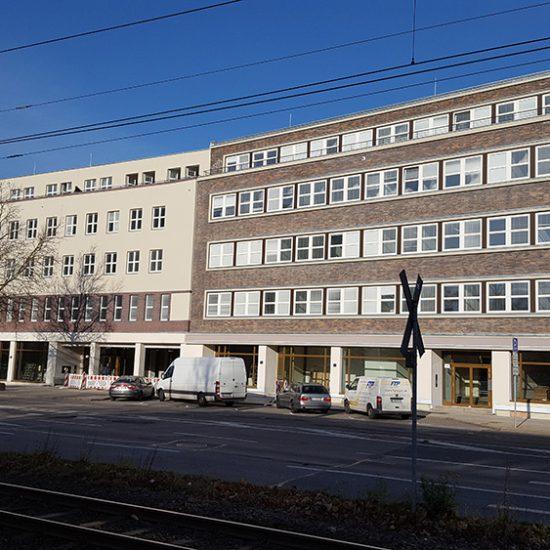 2013-2018 Chemnitz, Haus der Gewerkschaften