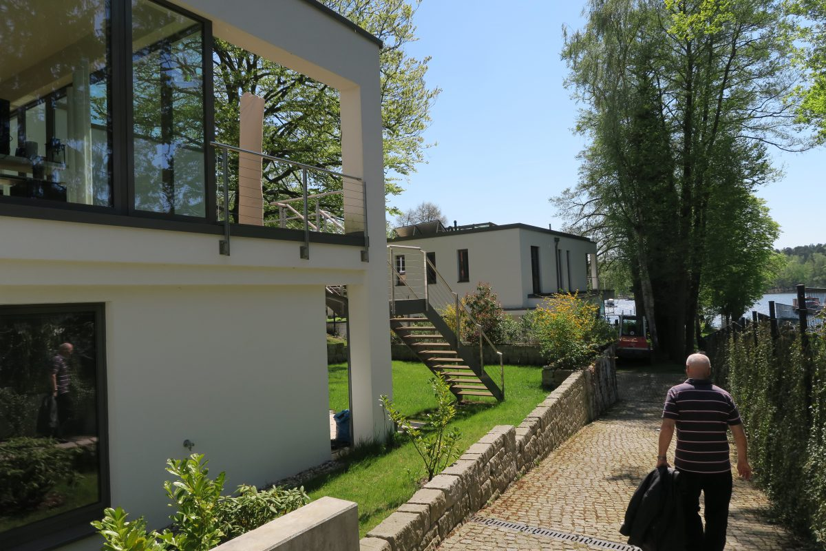 2010 – 2012 Berlin Wannsee, Alsenstraße