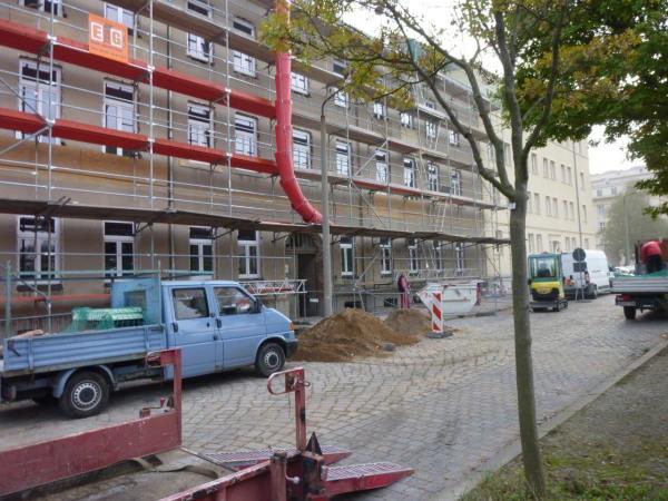 2011 – 2013 Dessau, Am Friedensplatz
