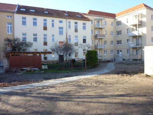 2011 – 2013 Dessau, Am Friedensplatz2011 – 2013 Dessau, Am Friedensplatz