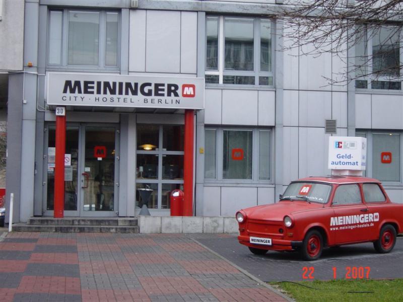 2001-2003 Hotel Meininger am Halleschen Ufer