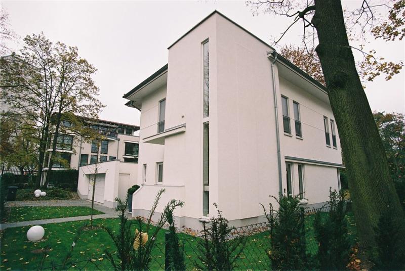 2007 – 2008 Berlin Grunewald, Königsallee, moderne Villa
