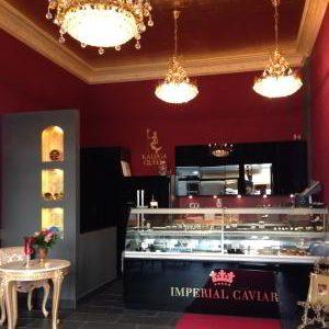 2014 Flagship-Store für Imperial Kaviar Berlin Mommsenstr. 64