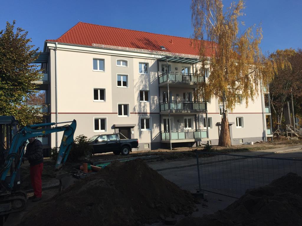 2011-2015 Dessau, Wohnpark Österreichviertel 1-3.BA und 2014 - 2018 4. - 7. BA