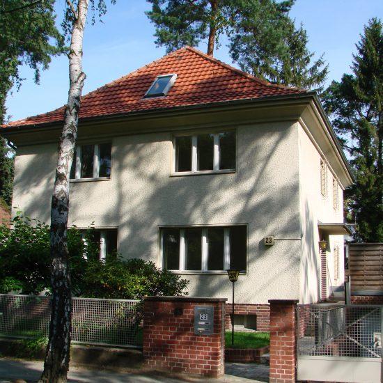 2009-2010 Berlin Nikolassee, Osthofener Weg