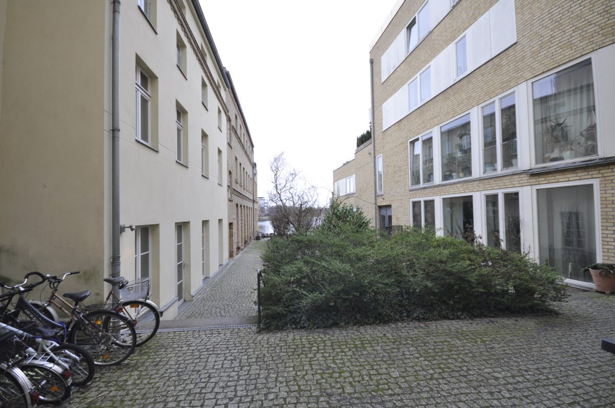 2017-2019 Berlin, Katzengraben