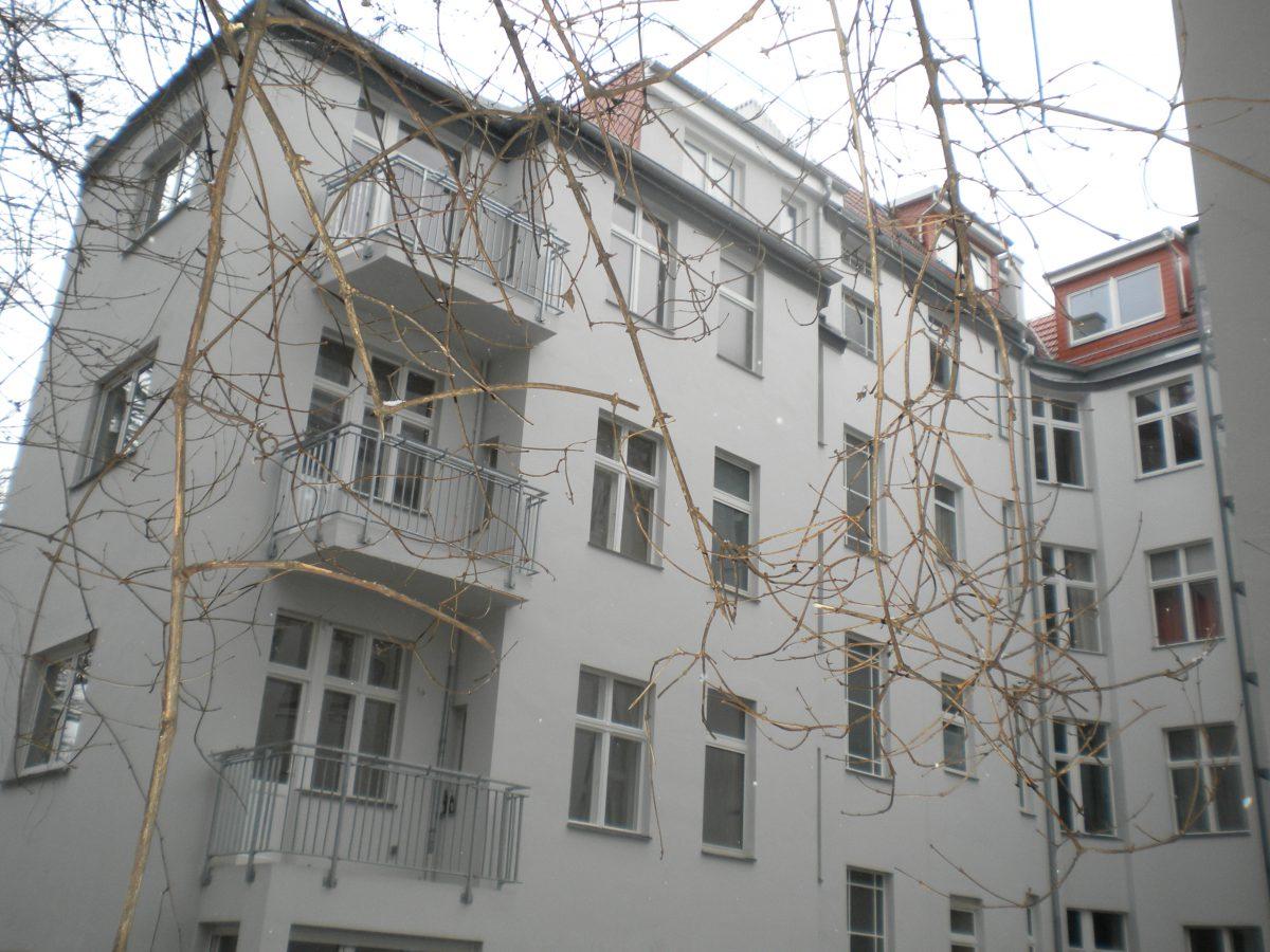 2011 – 2013, Berlin Dickhardtstraße 41