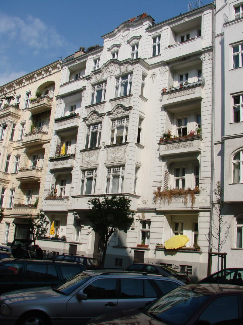 2012/2013, Berlin, Friedbergstr. 10+13