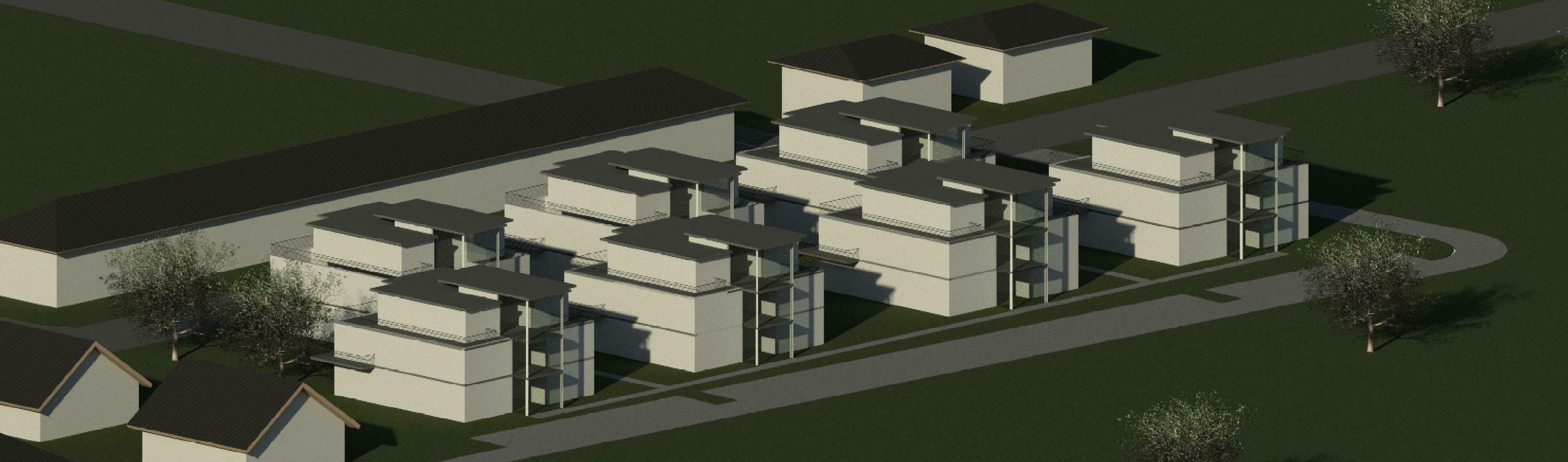 Architekt Heinrich 2019 – 2022 PROJEKTENTWICKLUNG / NEUBAU VON EBERSWALDE