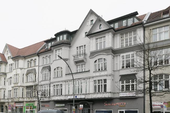 Architekt Heinrich Schlossstrasse 68