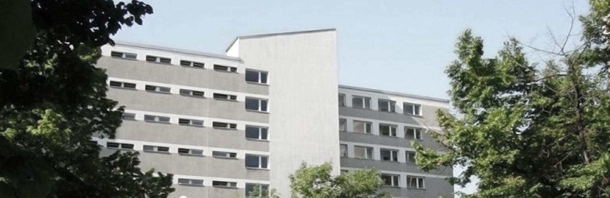 Architekt Heinrich Projekte aus dem Bereich Gesundheit