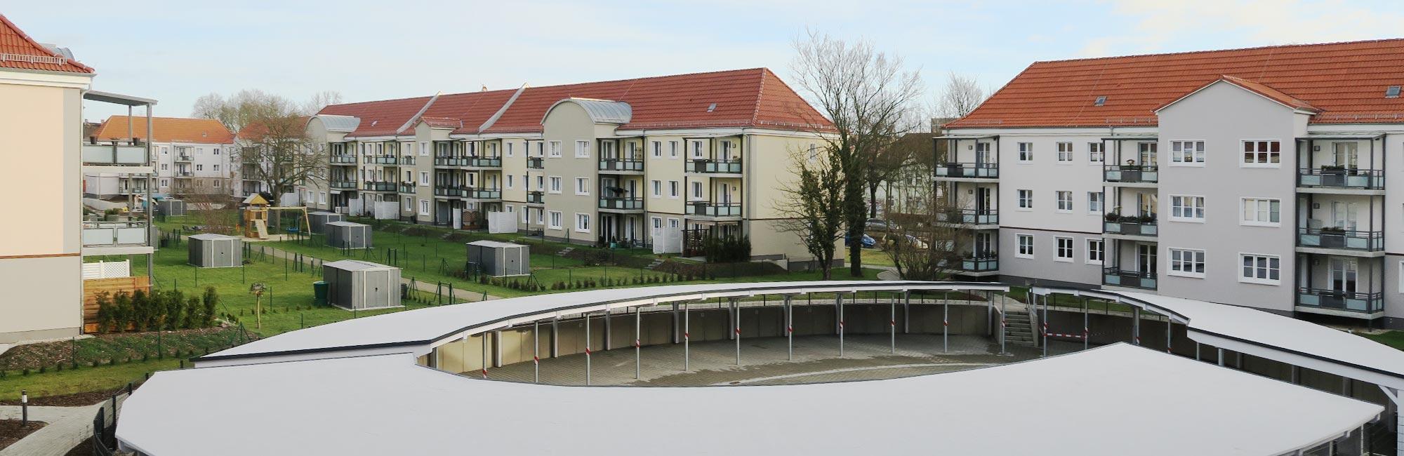 Architekturbüro Heinrich Wohnbau Dessau