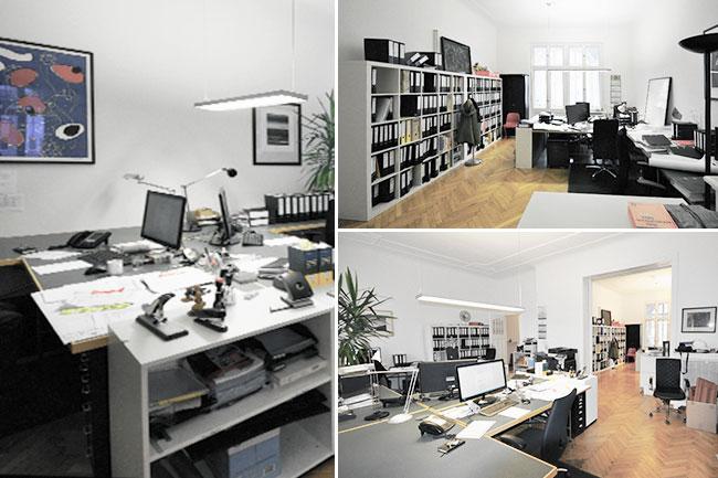 Architekt Heinrich Team