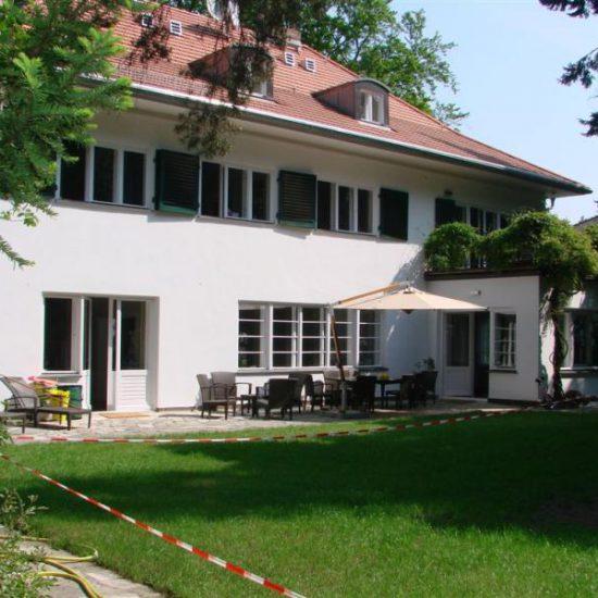 Architekt Heinrich Grundewald