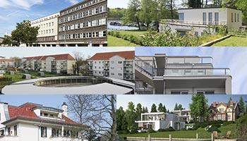 Architekt Heinrich Projekte abgeschlossene Projekte